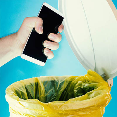 The Importance of Proper Disposal of Connected Devices